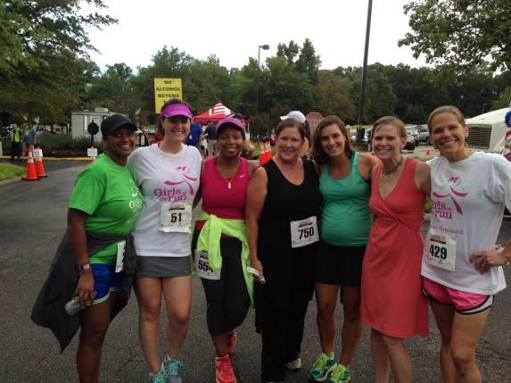 cora girls on the run