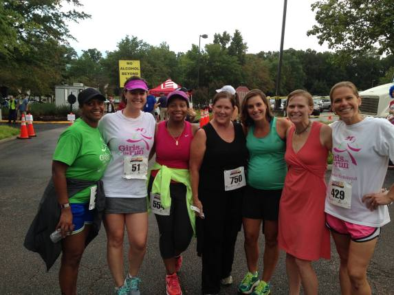 cora girls on the run