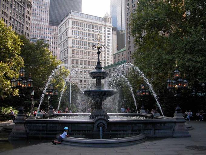 atlanta-fountain